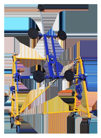 Nomad Glass Lifting Machine